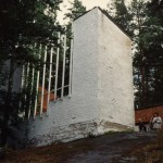 Back View of Aalto's Summer House