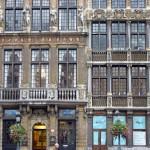 facade - brussels
